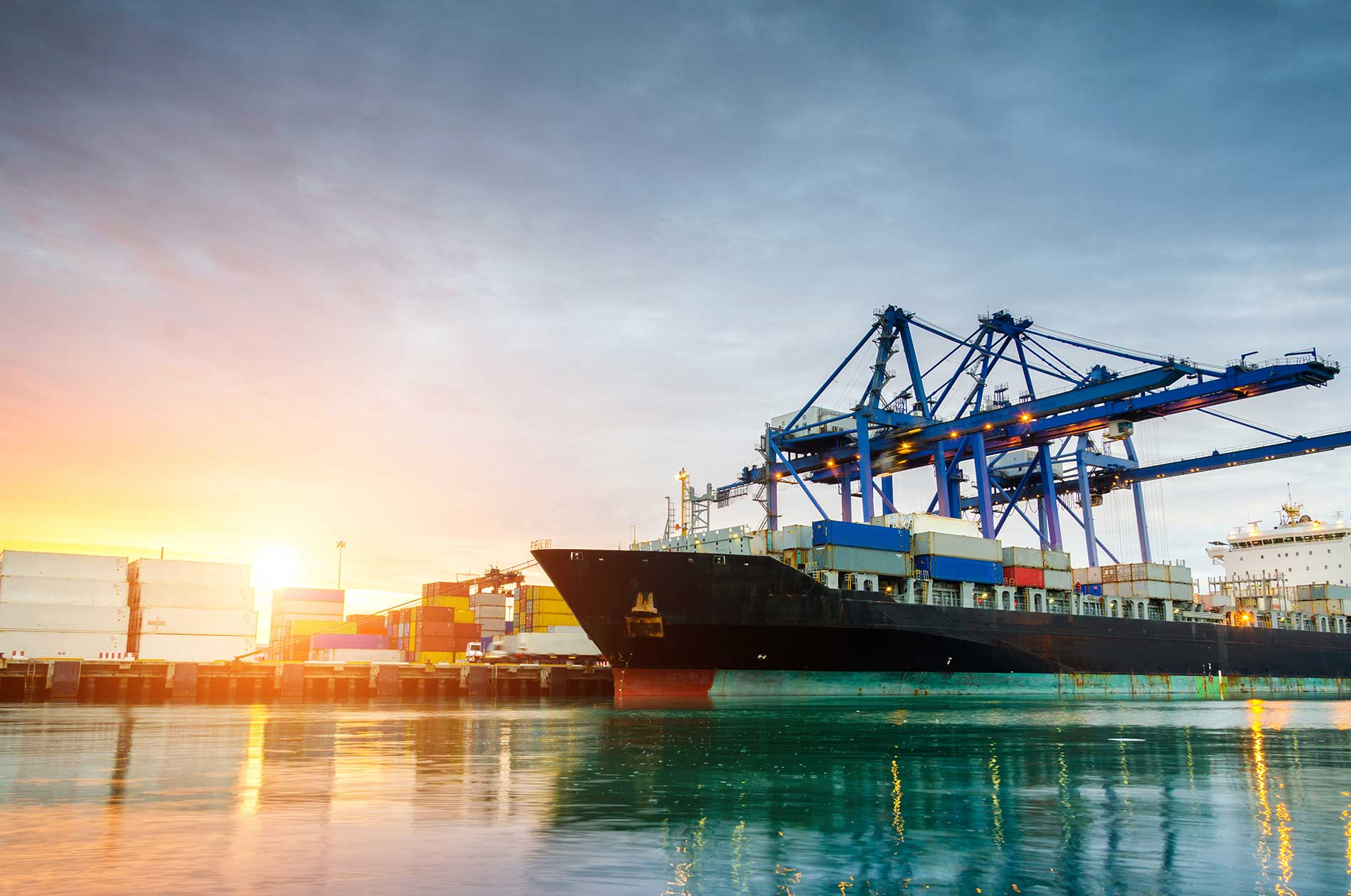 industry analysis shipping industry